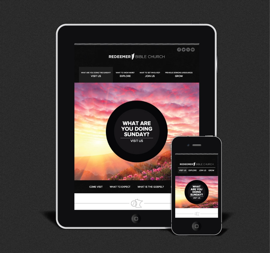 Redeemer Bible Church Responsive