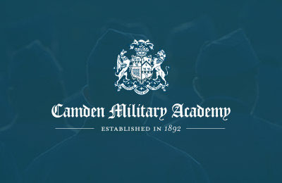 Camden Military Academy Web Design