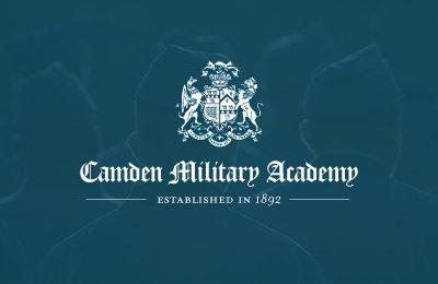 Camden Military Academy Web Design