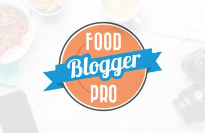 Food Blogger Pro Re-Design