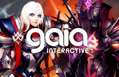 Gaia Interactive Web Design