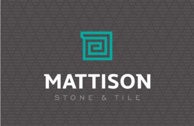 Mattison Stone & Tile Branding