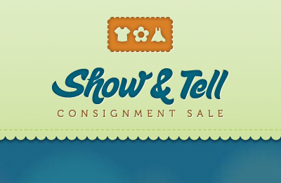 Show & Tell Sale Website