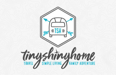 Tiny Shiny Home Website