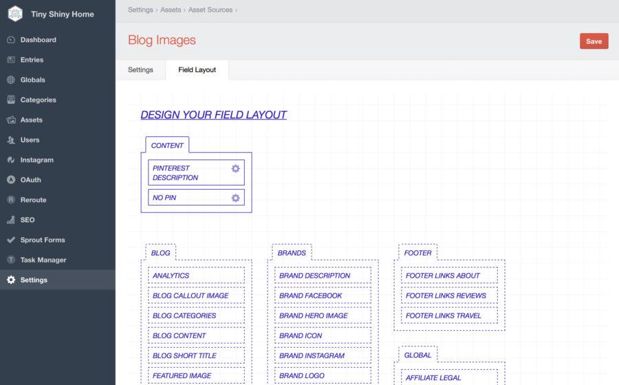 Craft Admin Add Fields To Image