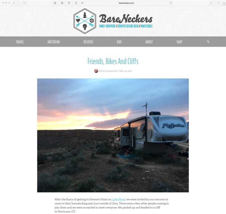 Bareneckers Article