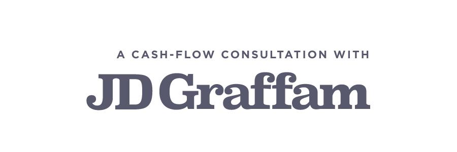 A cashflow consultation with JD Graffam