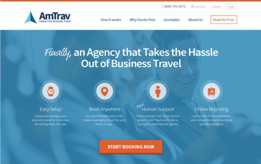 AmTrav Web Design