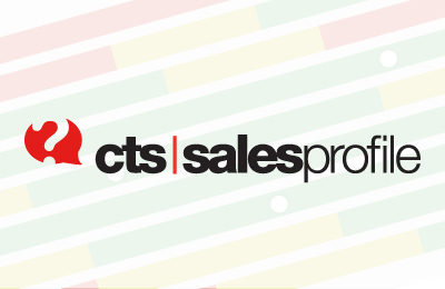CTS SalesProfile Web Design