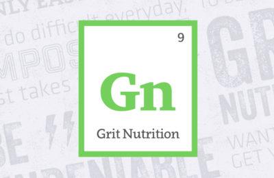 Grit Nutrition Branding & Ecommerce