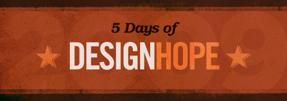 5 days of DesignHope