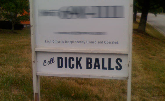 call *happy word* balls