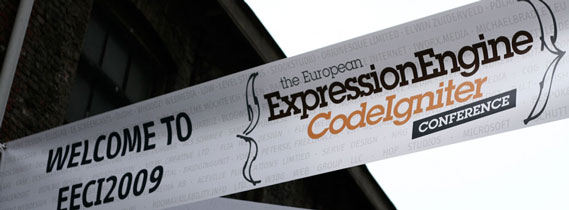Welcome to the European ExpressionEngine Conference